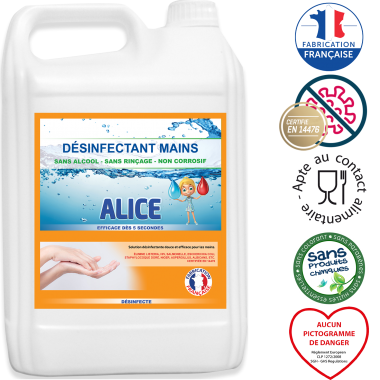 Désinfectant Mains 5L